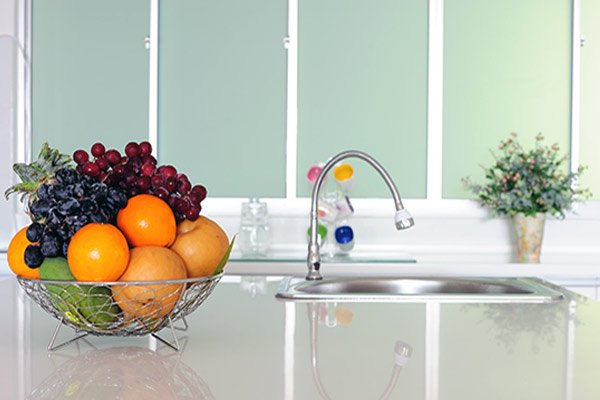 kitchen counter top design