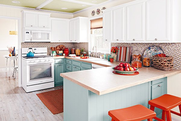 kitchen design ideas on a budget