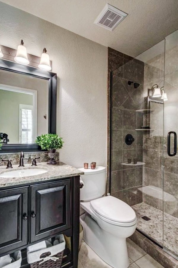 The Best Small And Functional Bathroom Design Ideas: Small And Functional Bathroom Designs