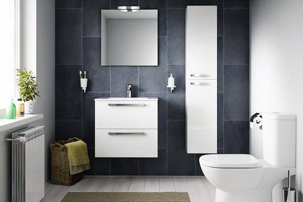 Small and Functional Bathroom Designs