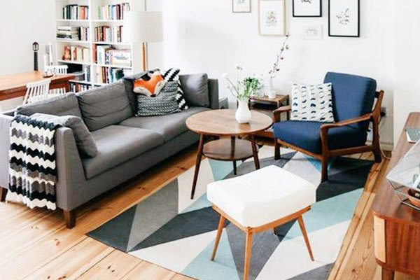 Small Living Room Design Ideas That Will Make The Most of Your Space