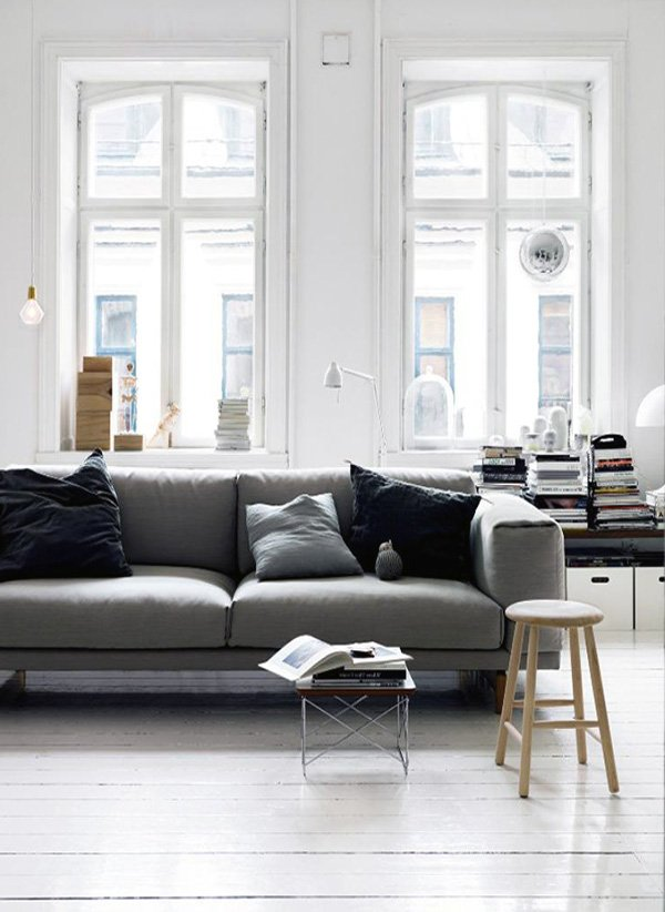 Scandinavian Living Room decoration ideas