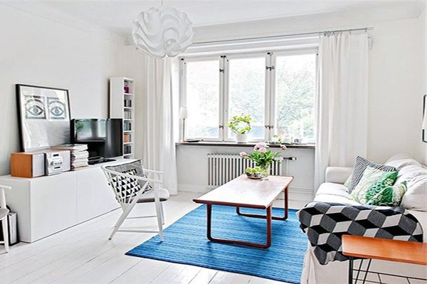 Breath-taking Scandinavian Living Room Designs