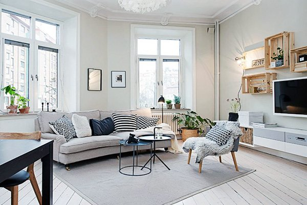 Scandinavian Living Room ideas