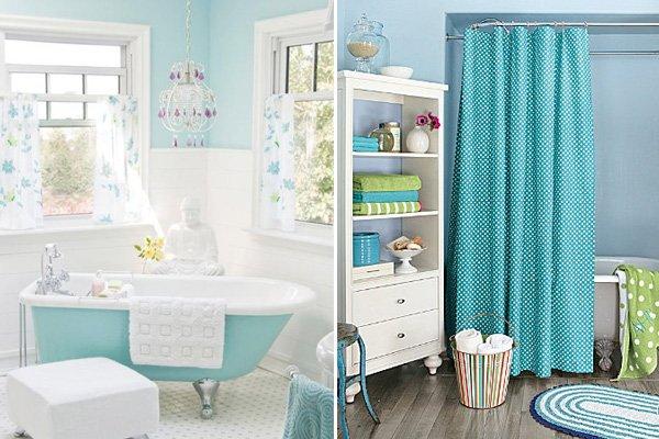 Colorful Bathroom Ideas and Designs