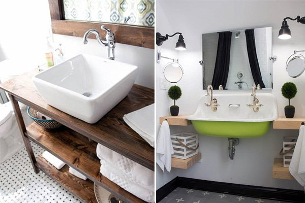 Bathroom Sink Ideas You'll Admire