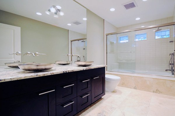 If You Want Your Bathroom To Look Bold Stylish And Sleek Should Certainly Take A At These Amazing Black Cabinet Ideas We Have Gathered
