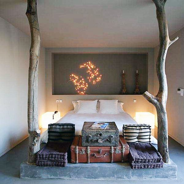 charming bedroom decoration