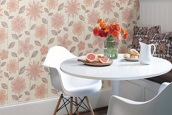 dining space wall decoration
