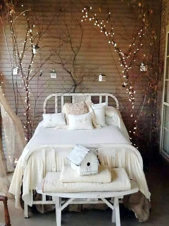 friendly romantic bedroom