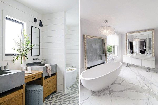 Modern Bathroom Designs That You'll Love