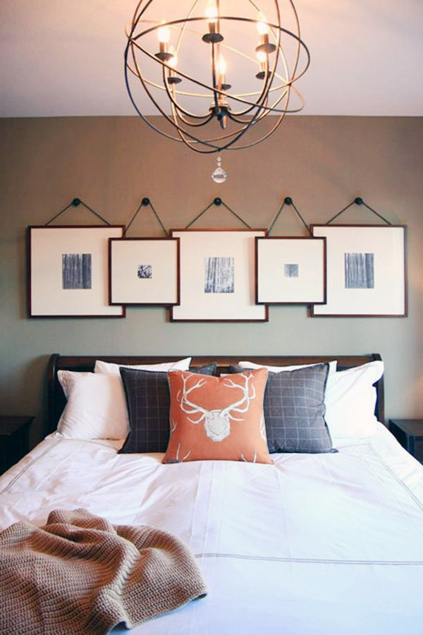modern headboard design idea