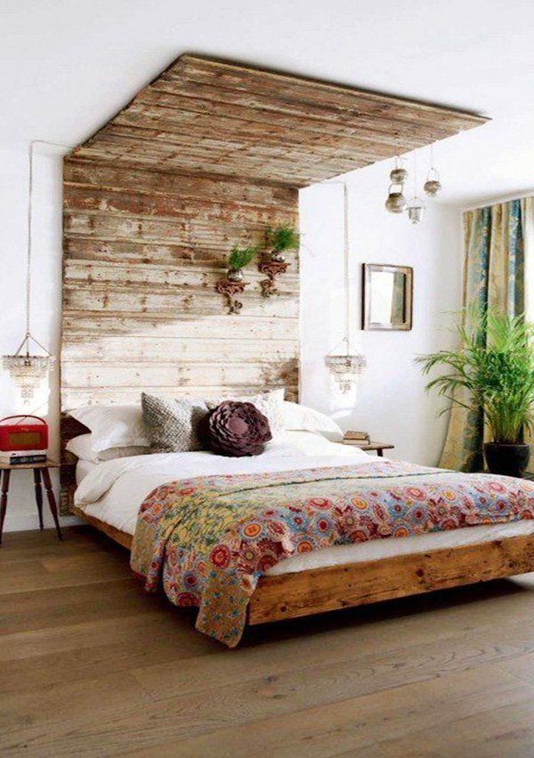stylish unique headboard design