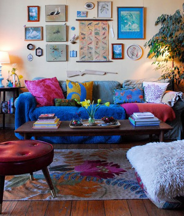 Bohemian Decoration ideas