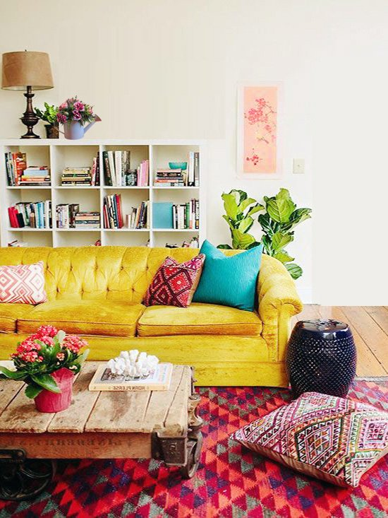Inspiring Bohemian Decor Ideas