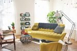 Mustard Yellow Living Room decor