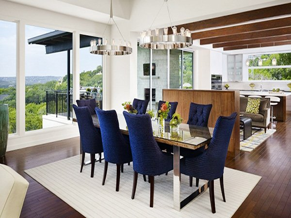 charming dining room design