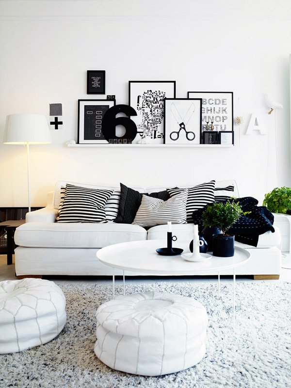 cosy living room decor