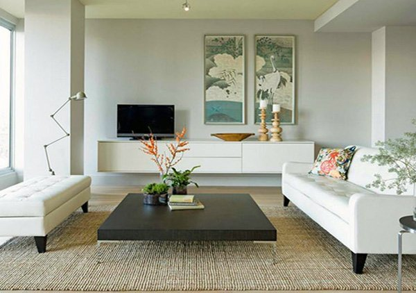 Stunning Minimalist Living Room Ideas
