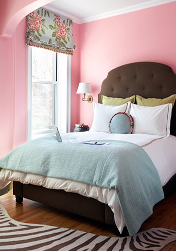 pastel bedroom colors