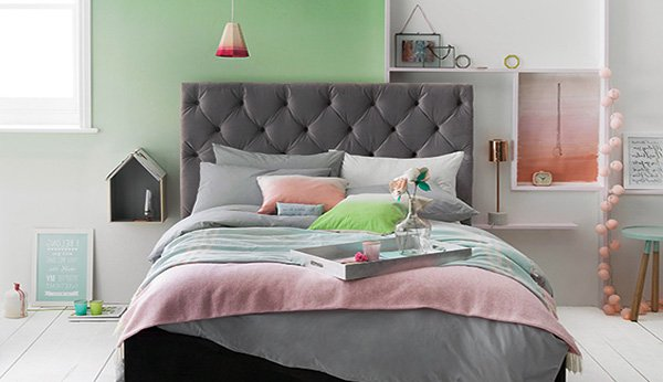 pastel bedroom decor ideas