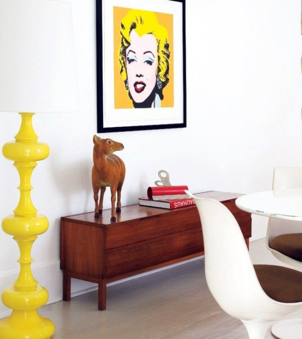 pop art decor