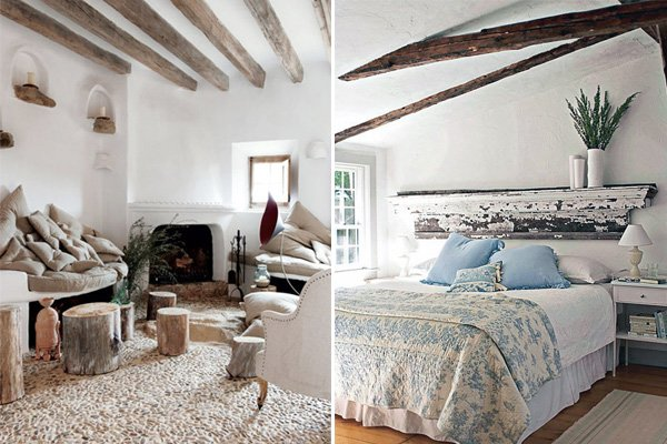 Bring Nature To Your Home Rustic Decors