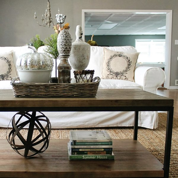 rustic touch to your home