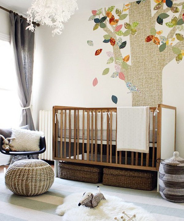 stylish Nursery Room decor