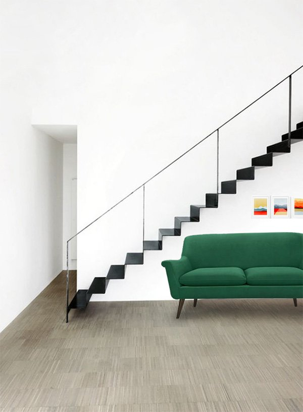 Go Creative Ideas For Under Stairs Storage