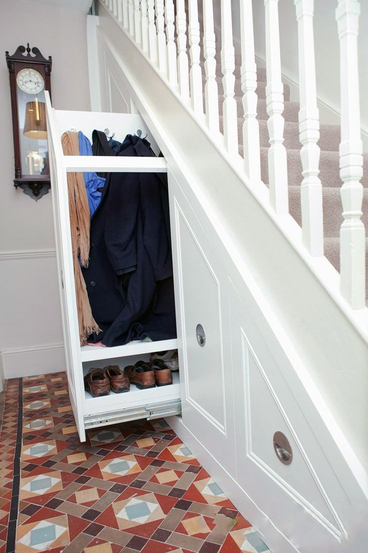 under stairs storage cabinet ideas