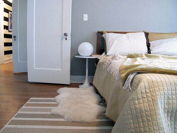 bedroom rug ideas