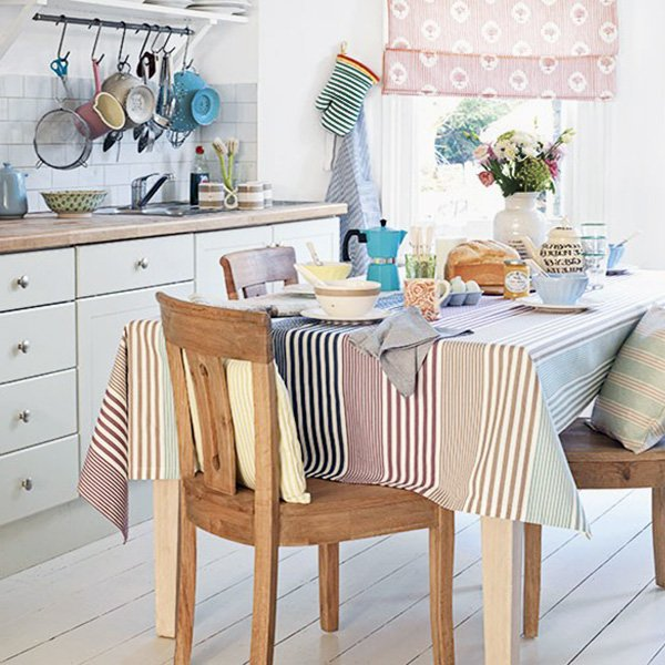 cute dining space decor